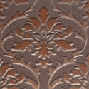 Lotus Oriental  Wall Tile-Brown