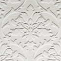 Lotus Oriental Wall Tile-White