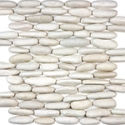 Pebbles Ivory Stacked