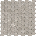 Ritz Gray Hexagon