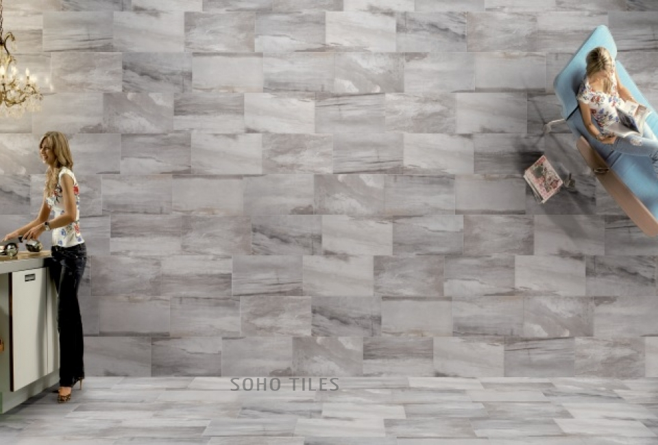 Waterfall Porcelain Series Soho Tiles Marble And Stone