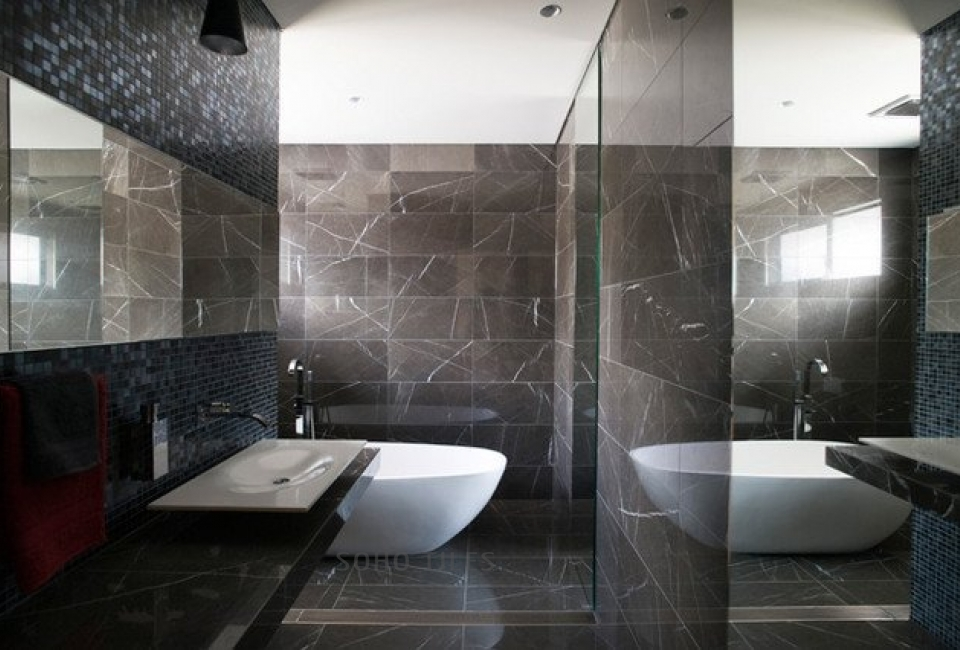 Pietra Grey Marble Soho Tiles Marble And Stone