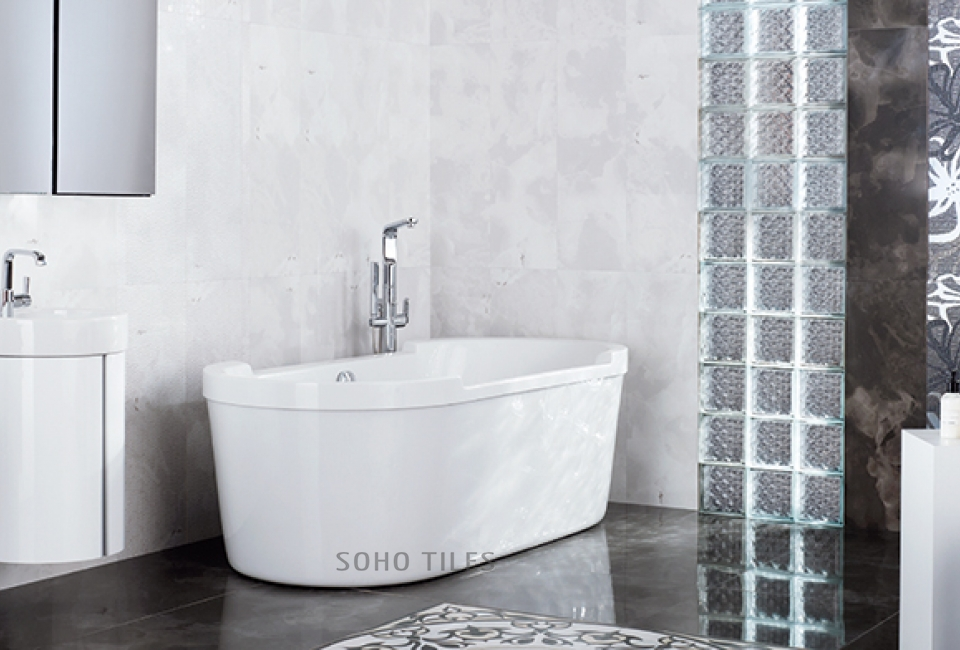 Onice Ceramic Wall Tile Soho Tiles Marble And Stone Vaughan