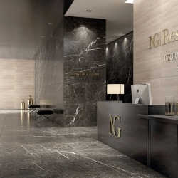 Mayfair Statuario Venato HD Porcelain Kitchen
